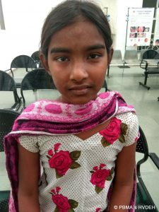 Image of Ten-year-old Anjali from Pune